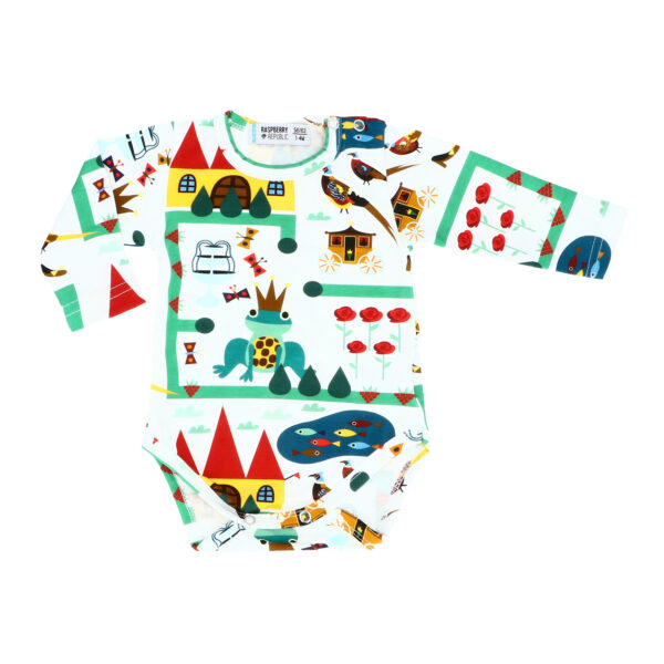 Body Long Sleeve – Royal Ribbit NEW AW19 COLLECTION