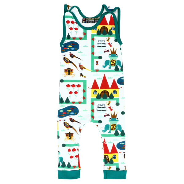 Dungarees – Royal Ribbit NEW AW19 COLLECTION