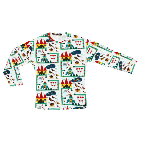 Long Sleeve Mommy T-Shirt – Royal Ribbit NEW AW19 COLLECTION