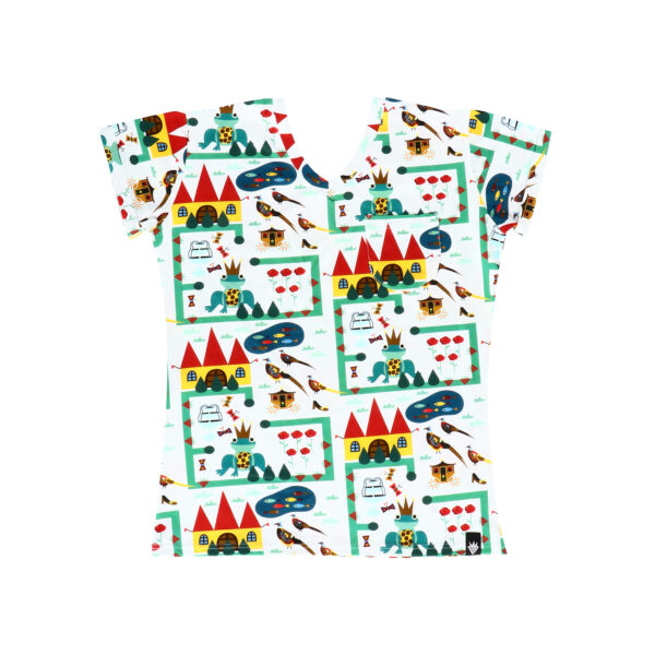 Short Sleeve Mommy T-Shirt – Royal Ribbit NEW AW19 COLLECTION
