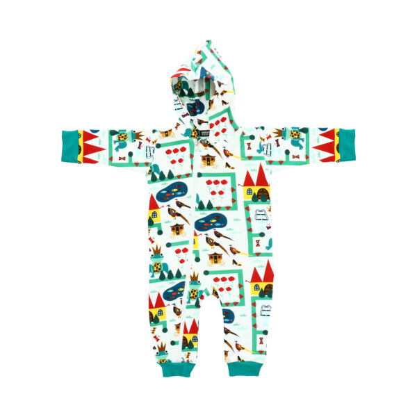 Onesie – Royal Ribbit NEW AW19 COLLECTION