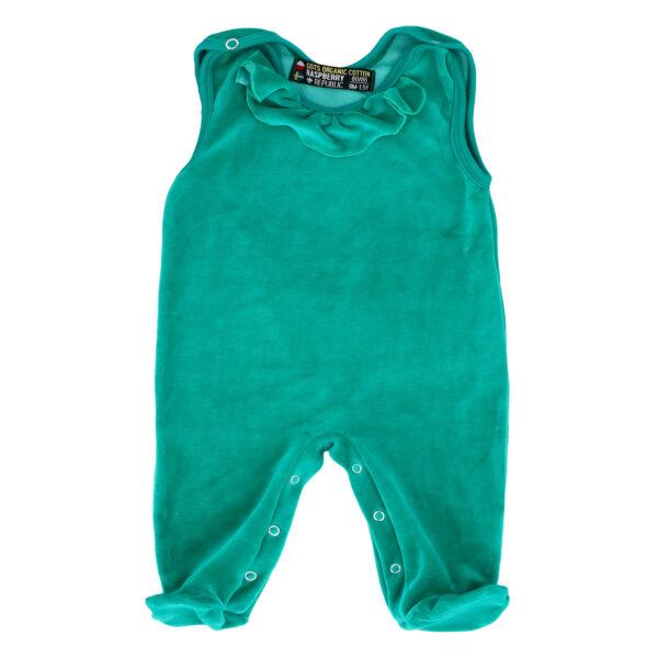 Velour Baby Sleepsuit – Sacrebleu NEW AW19 COLLECTION